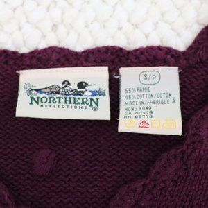 Northern Reflections Sweaters - Northern Reflections | Flower Embroidered Sweater